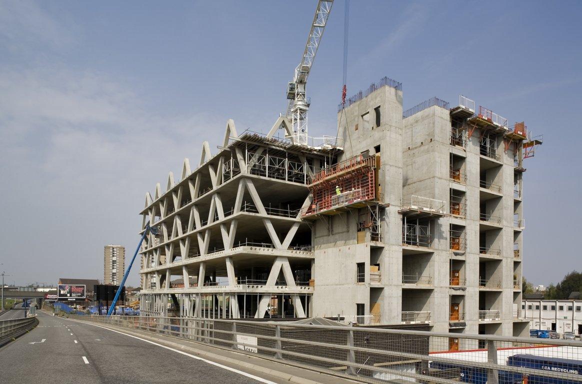 Concrete Framed Buildings - Frame Design & Reviews ✓