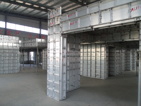 ADTO Aluminum Formwork! The Erection Steps And It's Advantages