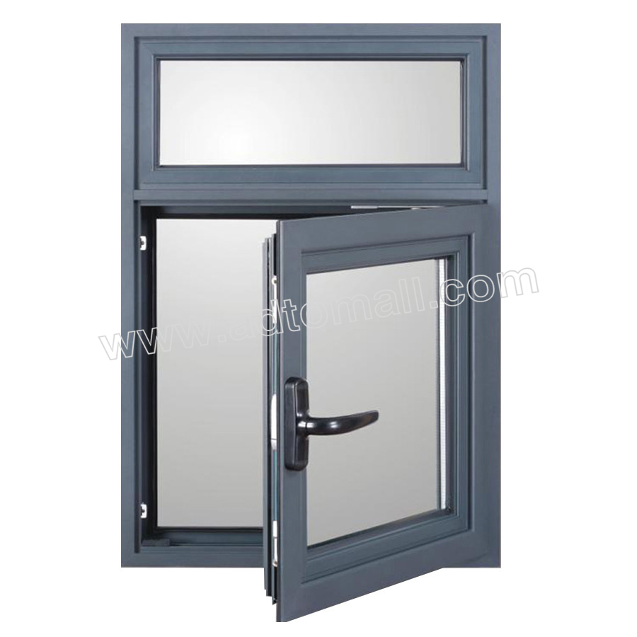 Aluminum Windows Product : High quality aluminum windows with thermal break