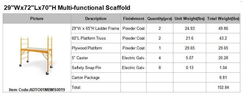 Baker scaffold_American-Scaffolding/Frame-System/American-frame-specifications_111