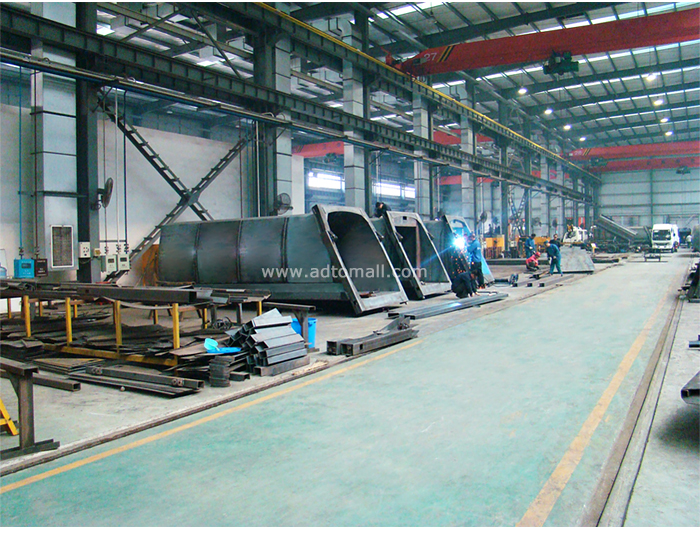 waste recycling bins prodcut process