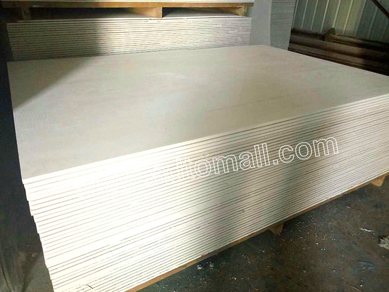 Regular Product Gypsum Board : Hot selling drywall plaster board regular gypsum