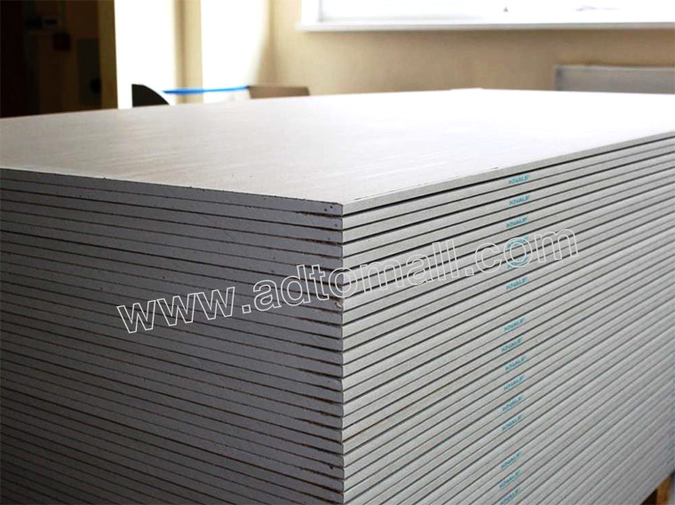 Regular Product Gypsum Board : High quality decoration ceiling drywall regular gypsum