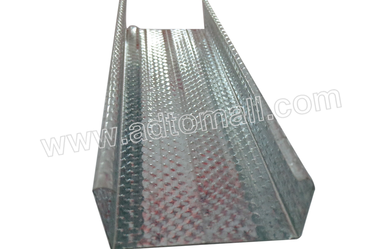 Drywall Metal Stud Framing Size : Hot sell drywall metal studs regular sizes for building