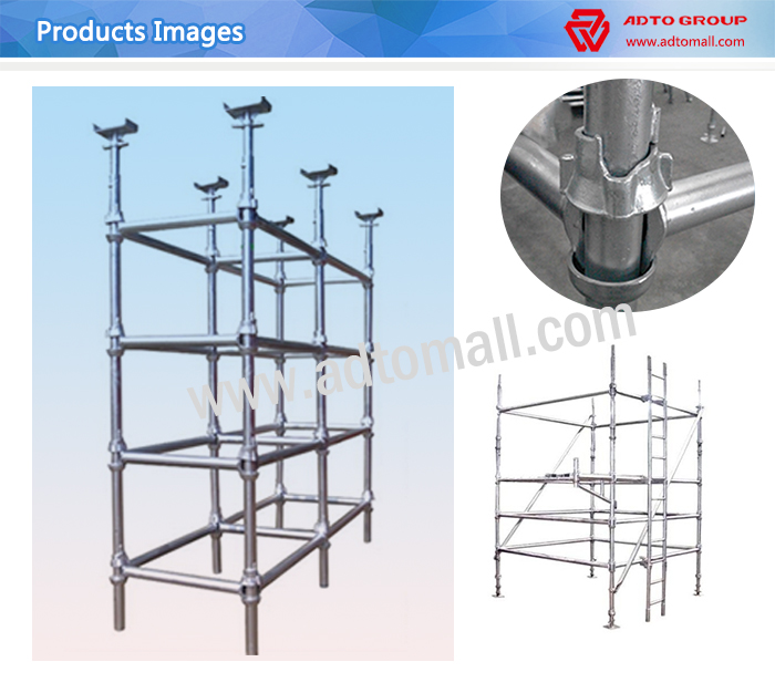 Hdg Drop Forged Cuplock Scaffolding