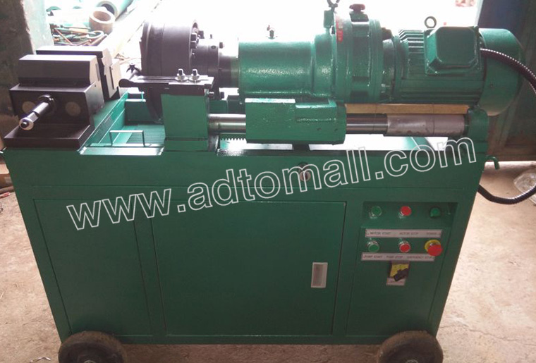 taper threading machine
