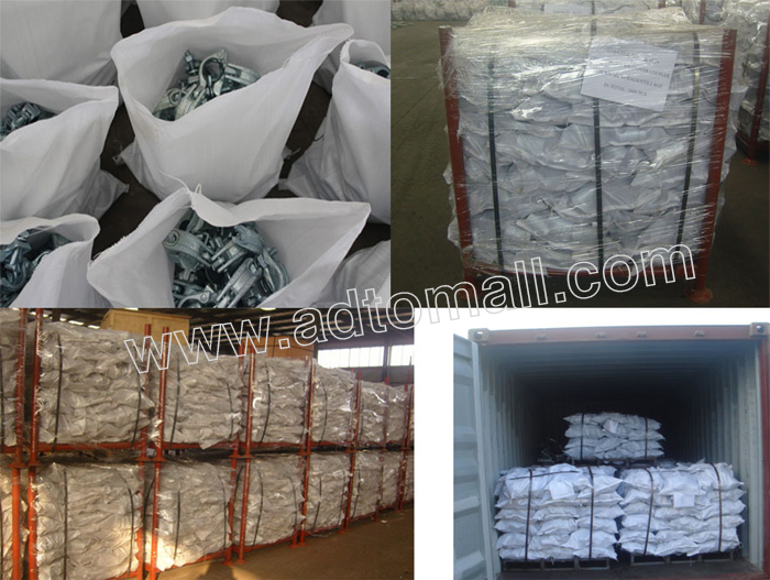 pressed coupler packaging shipping