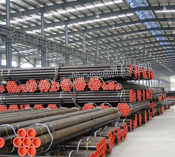 ASTM A53 carbon steel tube