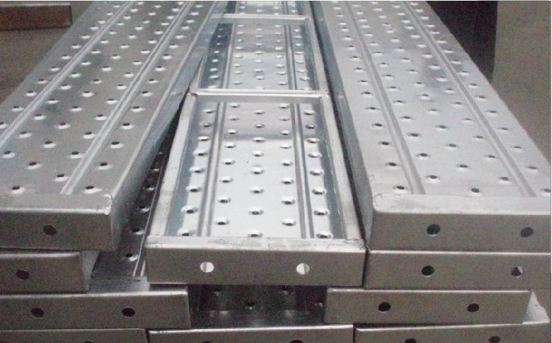 Scaffold Walk Board : Aluminum scaffolding walk boards