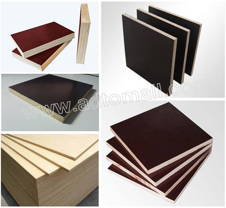 plywood product images