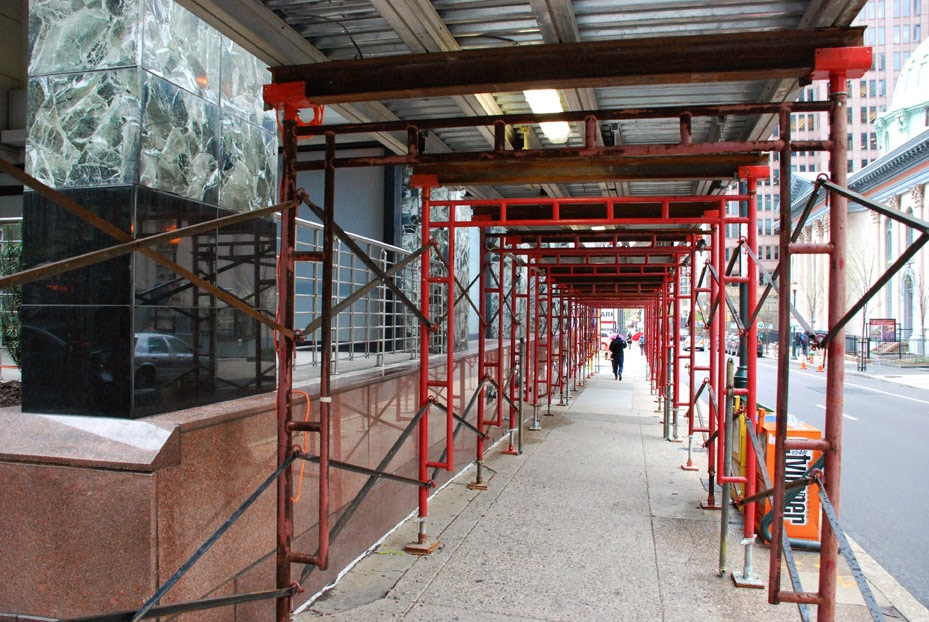 How To Make Preparation For The Erection Of Frame Scaffolding