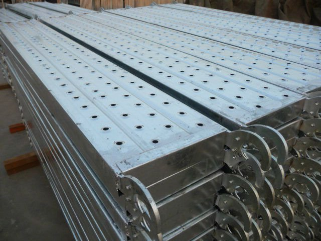 Security Steel Scaffold Planks : How to design and build the double pole scaffolding