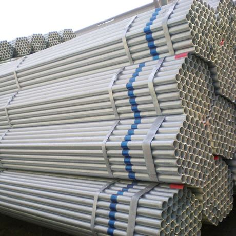 Picture of GI Pipe / Galvanized Scaffolding Tube