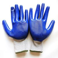 Picture of Nylon Butyronitrile Gloves   ADTO-G17