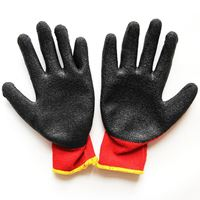 Picture of PVC Wrinkled Gloves  ADTO-G16
