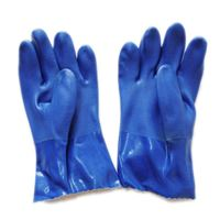 Picture of PVC Oil Resistance Gloves  ADTO-G09
