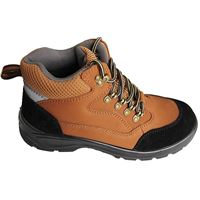 Picture of Nubuck Safety Shoes ADTO-S02