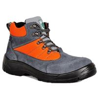 Picture of Good Quality Thicken Suede Cowhide Safety Shoes ADTO-S04