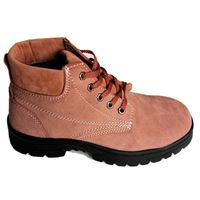 Picture of Middle Suede Cowhide Safety Shoes ADTO-S01