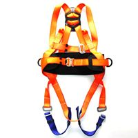 Picture of Five-points Full Body Multi-functional Harness ADTO-F01