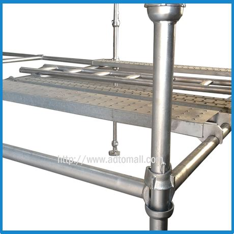 Galvanized Drop Forged Cuplock Scaffolding