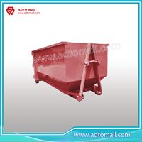 Picture of Hook Lift Bin HB-G0 roll off container from China manufacturer