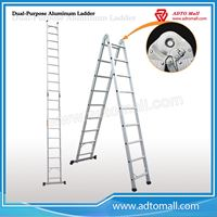 Picture of ADTO Hot Sale Dual-Purpose Aluminum Ladder