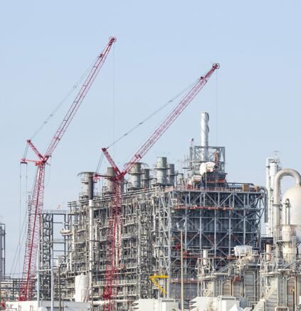 BASF Petrochemical Project