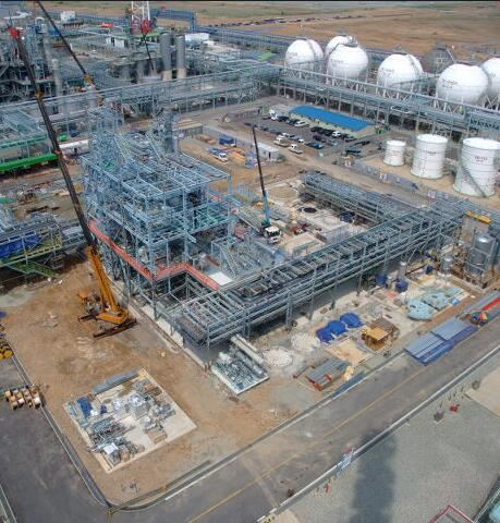 Shanghai Petrochemical Project