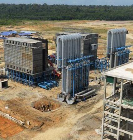 Malaysia OM Ferroalloys Projects