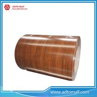 Picture of 55% Aluminum Pre-painted Galvalume Steel Coil