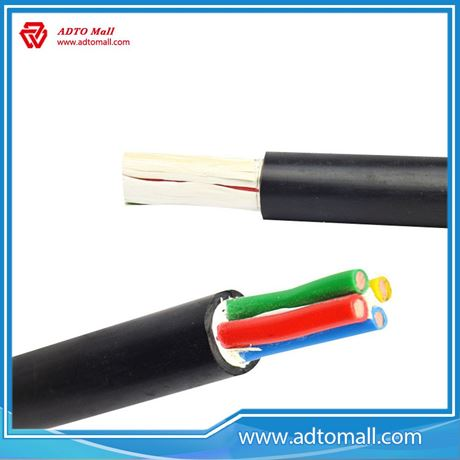 XLPE Insulated Aluminum,Copper Conductor Power Cable Sheathed With PVC!