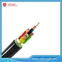 Picture of Copper Conductor XLPE Insulated With Steel Tape Amored 35kV Power Cable