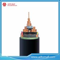 Picture of ISO9001& CE Cu/Al Conductor XLPE Insulated Power Cable 3.6/6-26/35 KV