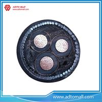 Picture of Medium Voltage Power Cable Underground 11kv 15kv 33kv XLPE Power Cable
