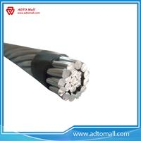 Picture of ASTM standard overhead bare conductor/ACSR cable/ACSR conductor