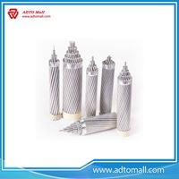 Picture of Aluminium Conductor Steel Reinforced Bare ACSR Overhead Conductor