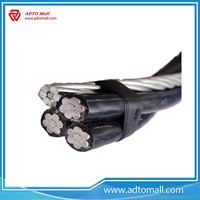 Picture of Hot export overhead cable aaac conductor for power project