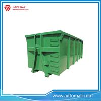 Picture of China supplier new hook lift bins HL-C0 roll off dumpster container