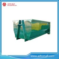 Picture of Construction steel waste collection roro bin-HL-DO