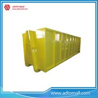 Picture of Q235 hook lift HL-EO dumpster factory in china