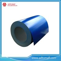 Picture of Prepainted Galvanized Steel Sheet
