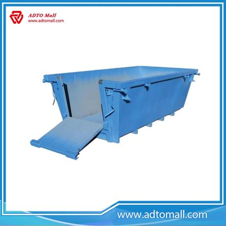 Picture of Best selling steel waste skip bins-MS-B0