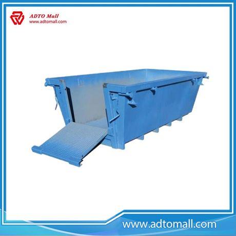 Picture of Best selling steel waste skip bins-MS-B0