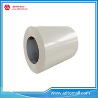 Picture of DX51D Color Coated Hot Dipped Galvanized Steel Coil