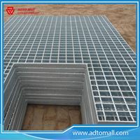 Picture of Hot Dipped Galvanized Steel Grating