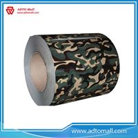 Picture of Color Zinc Pre-painted Galvanized Steel Coil