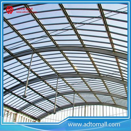 Picture of Prefab Steel Structure Arch Roof Warehouse  sc 1 st  ADTOMall.com & Prefab Steel Structure Arch Roof Warehouse memphite.com