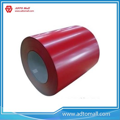 Picture of Color Coated PPGL Coils from China