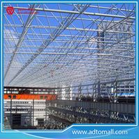 Picture of Grid Truss Roofing Steel Structure Warehouse For Sale
